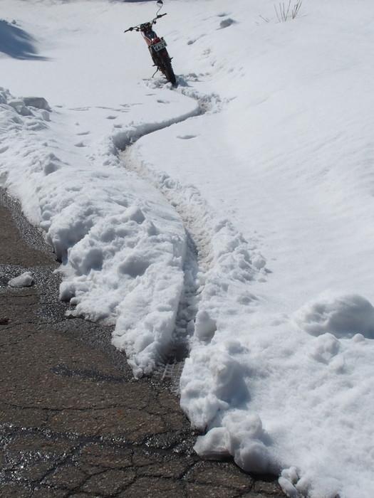 雪遊び (4)
