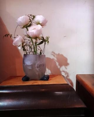花 ディスプレイ 個性的 岐阜 展示