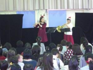 クリスマス会幼児05