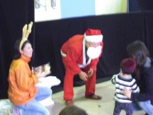 クリスマス会幼児06
