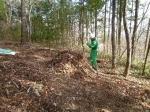 堆肥作り2