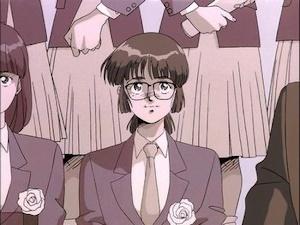卒業時のキミコ