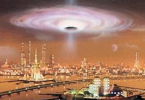 地球からも見えるブラックホール