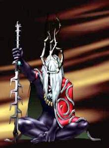 メガテンの破壊神スサノオ