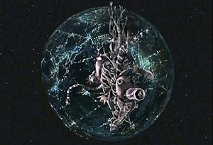 地球とガンバスター