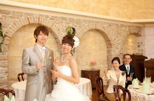 結婚式その1220160219