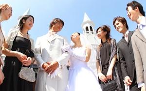 結婚式その1420160219