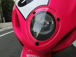 FW1 ヘッドライトカバー