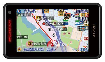 新商品!レーダー探知機指定店専用モデル Z170R !!