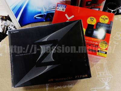 DRY-Wifi V5d / Z170R / 愛知県のカーセキュリティショップ