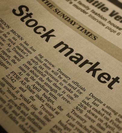 株式市場 マーケット 投資