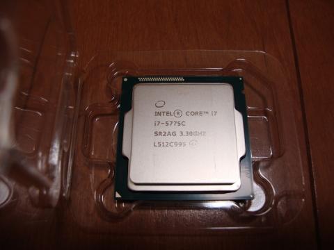 Core i7 5775C (2016年1月1日)