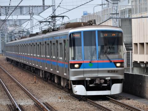 東京都交通局三田線6300形 2 (2016年3月5日)