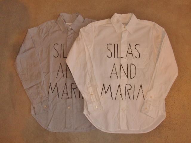 SILAS LS SHIRT SM