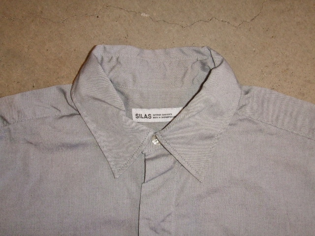 SILASLS SHIRT SM GRAY FT1