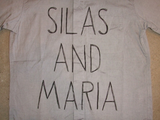 SILASLS SHIRT SM GRAY FT2