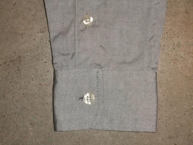 SILASLS SHIRT SM GRAY FT6