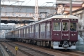 阪急7000系7025F(20160103)
