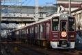 阪急9000系9005F(20160101)