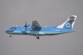 AMX ATR42-600【JA01AM】(試験飛行)①(20151024)