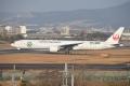JAL B777-300(ER) 【JA734J(JALエコジェット)】(20160221)