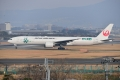 JAL B777-300(ER) 【JA734J(JALエコジェット)】(20160306)