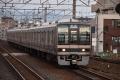 JR西日本207系 S61編成(20151227)