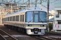 JR西日本221系 A11編成(20151227)