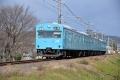 JR西日本103系(NS414)【奈良線】①(20160207)