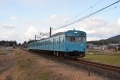 JR西日本103系(NS414)【奈良線】②(20160207)