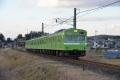 JR西日本103系(NS401)【奈良線】(20160207)