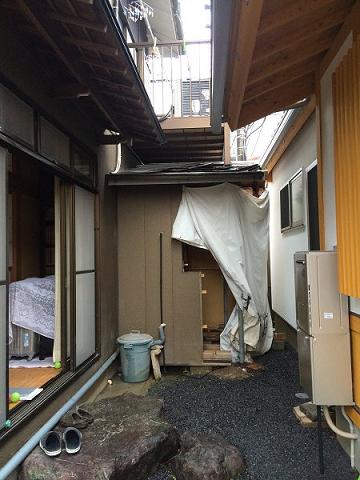 0940 千種区のお寺(外観改築前)