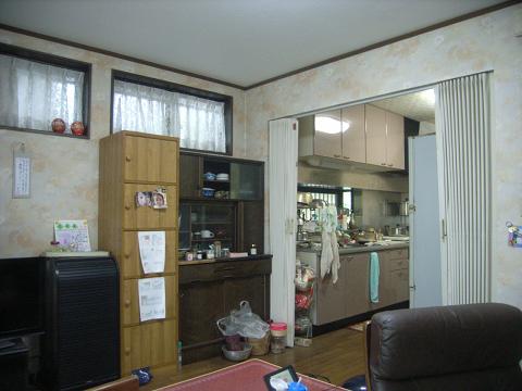 0934 一宮市萩原の家(リノベ前②)