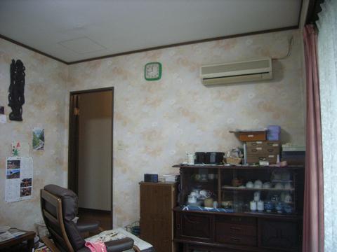 0932 一宮市萩原の家(リノベ前①)