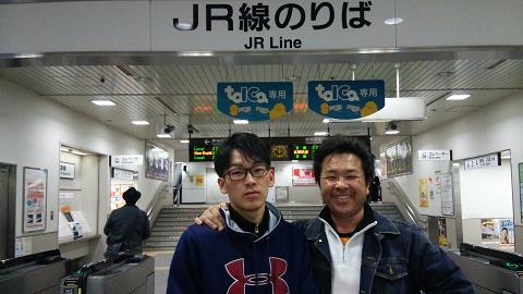 0954 アツキ新潟へ