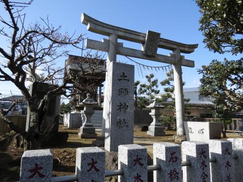 土師神社ー2