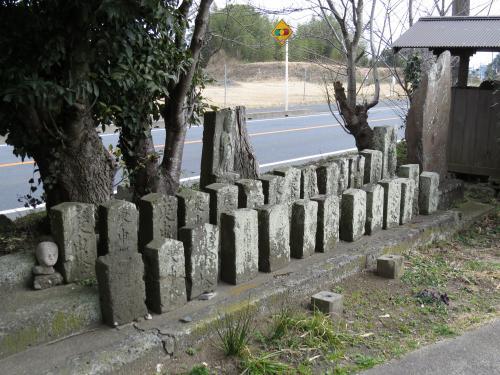 百庚申ー46