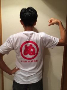 ○ぬTシャツ