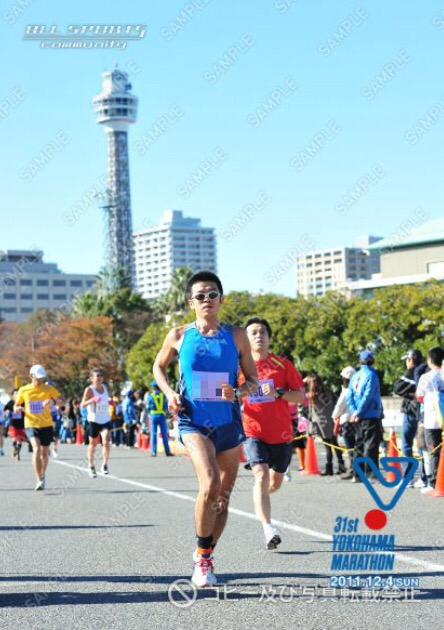 2011横浜マラソン
