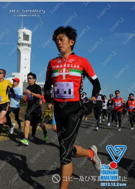 2012横浜マラソン