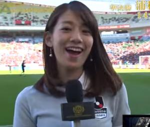 浦和vsG大阪女子マネ佐藤美希-300x255