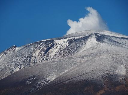 浅間山頂151212
