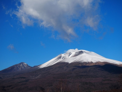 浅間山160101