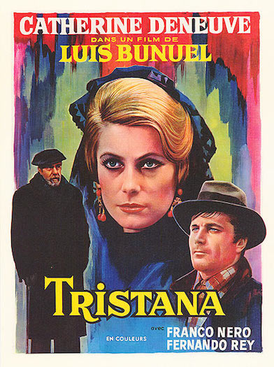 Tristana Poster