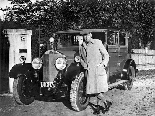 Strauss 1924