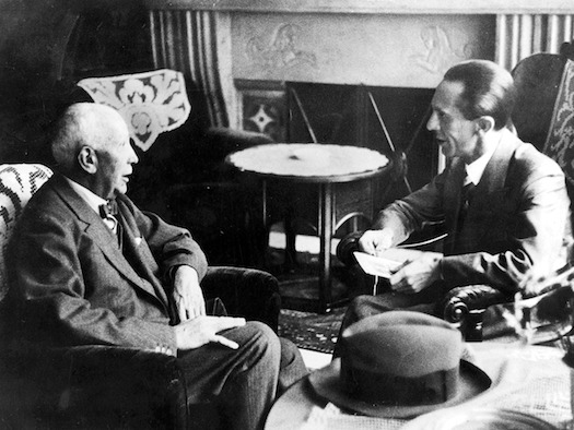 Strauss and Goebbels