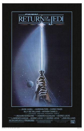 Return of Jedi Poster