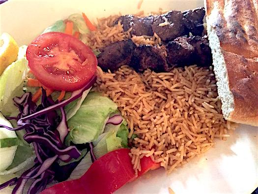 Afgan Kebab