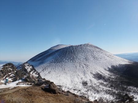 151209黒斑山~仙人岳 (32)s