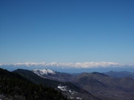 151209黒斑山~仙人岳 (39)s